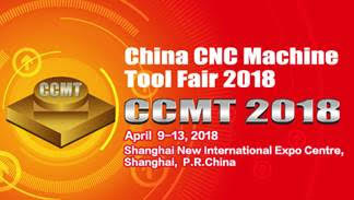 CCMT 2018 – China CNC Machine Tool Fair