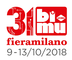 BIMU 2018 – Fiera Italiana delle macchine utensili